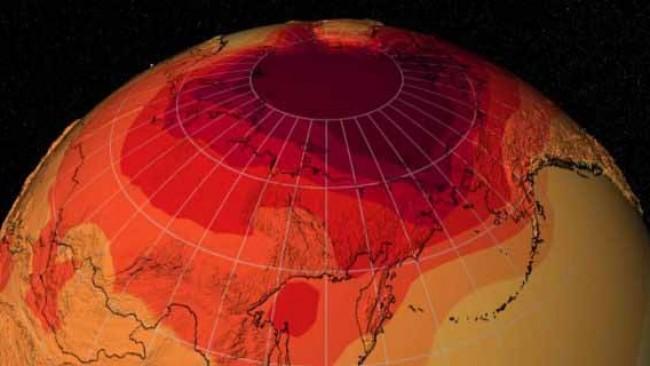 2018 Küresel İklim Raporu yayınlandı..