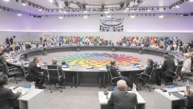 G20 Zirvesi 'derin bir bölünmüşlük atmosferi' içerisinde başladı