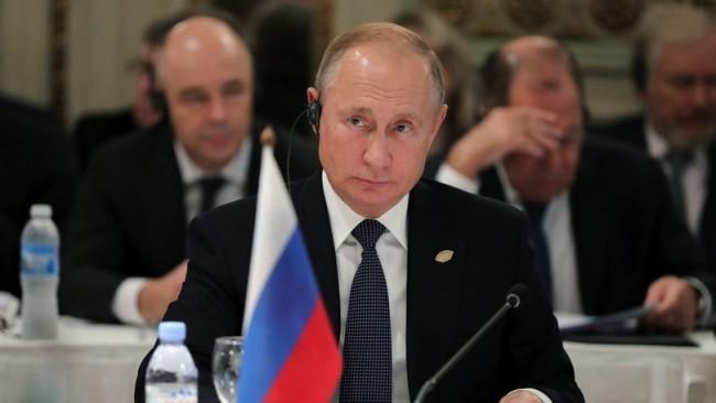 Putin'den ABD'ye çok sert uyarı!