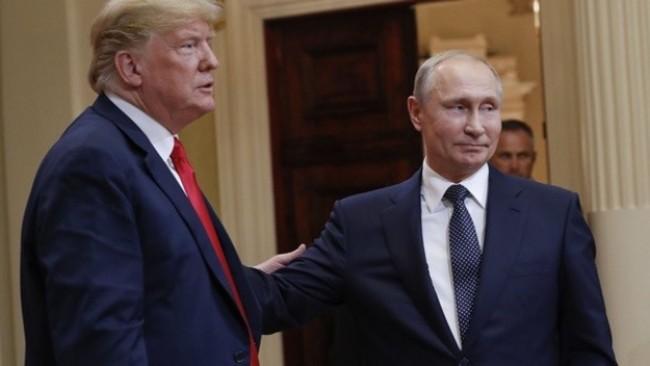 Pompeo: Trump, Putin'le bir şartla görüşebilir