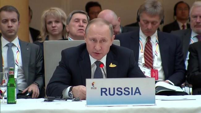 Putin: İdlib'teki durum bizi endişelendiriyor