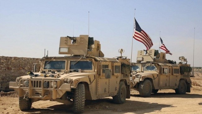 ABD'den Rojava'ya Modern silah ve radar sistemli üs