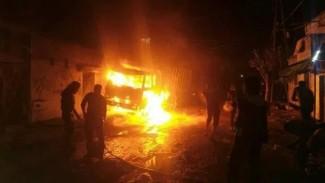 Efrin'de Patlama: Ölü Ve Yaralılar Var