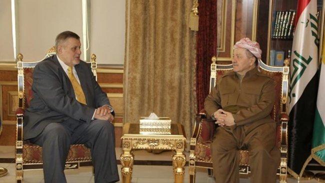 Başkan Barzani: Hedefimiz güçlü bir Kürdistan!
