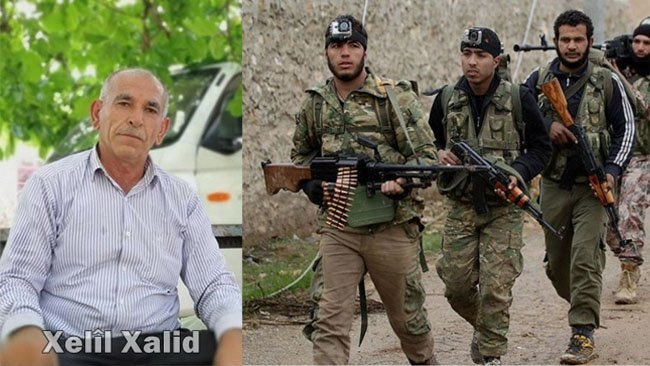 Efrin'de yine bir kişi kaçırıldı