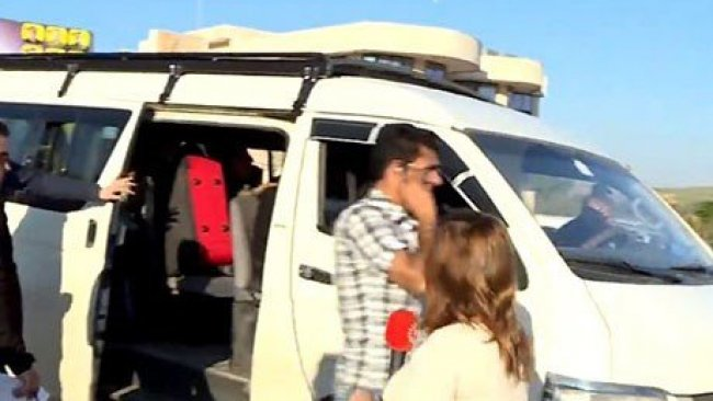 Kürdistan ile Rojava arasında minibüs seferleri başladı