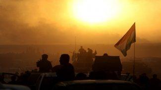 Peşmerge ve koalisyondan IŞİD'e ortak operasyon