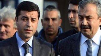 Selahattin Demirtaş ve Sırrı Süreyya Önder'in cezası onandı!