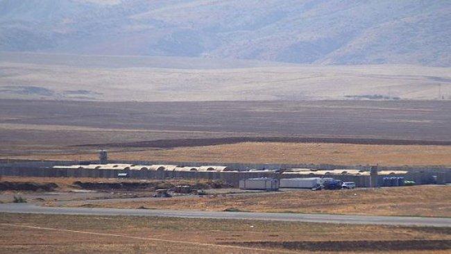 ABD Kürdistan'daki Harir Askeri Hava Üssü'nü genişletiyor