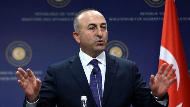 Çavuşoğlu: ABD'nin Astana açıklaması çok talihsiz...
