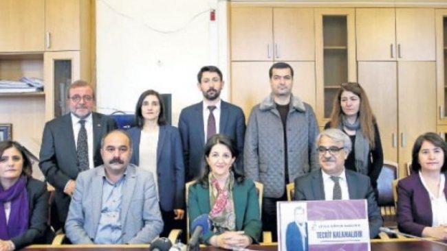 HDP'li vekiller açlık grevini sonlandırıyor