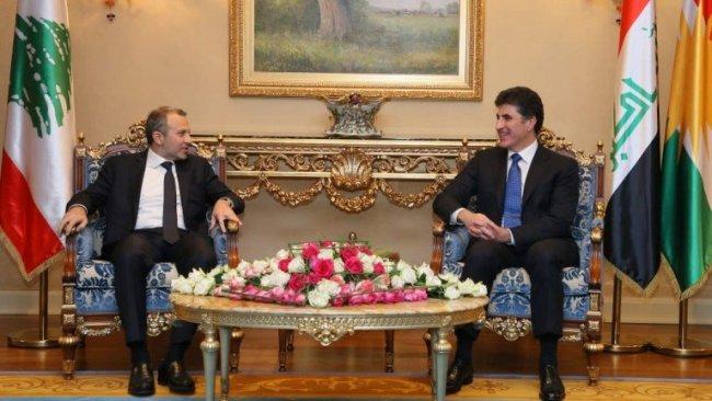 Lübnan ve Kürdistan arasındaki ilişkiler gelişiyor