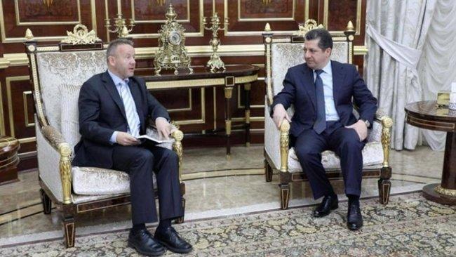 Mesrur Barzani: Siyasi süreci düzeltmek için iyi bir fırsat doğdu