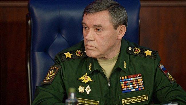 Rusya Genelkurmay Başkanı: ABD'nin hedefi, Suriye'de Şam'dan bağımsız bir Kürt devleti