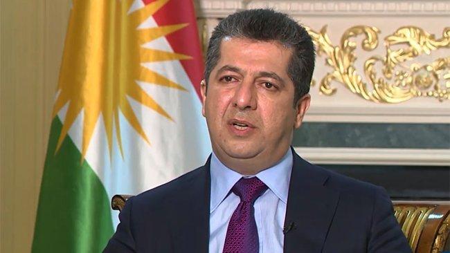 AB, Mesrur Barzani ismini memnuniyetle karşıladı