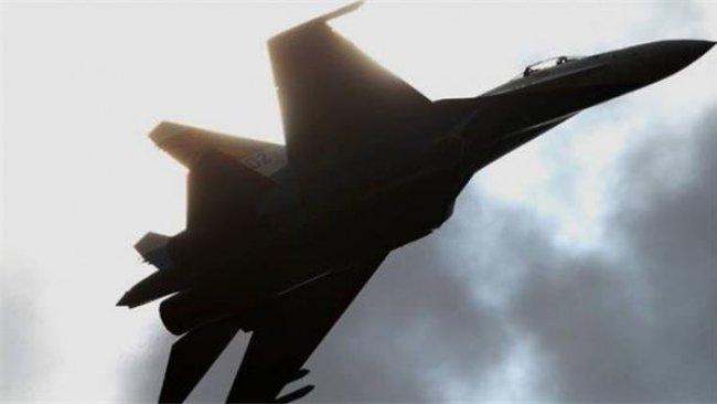 ABD savaş uçaklarından Rusya'ya gözdağı!