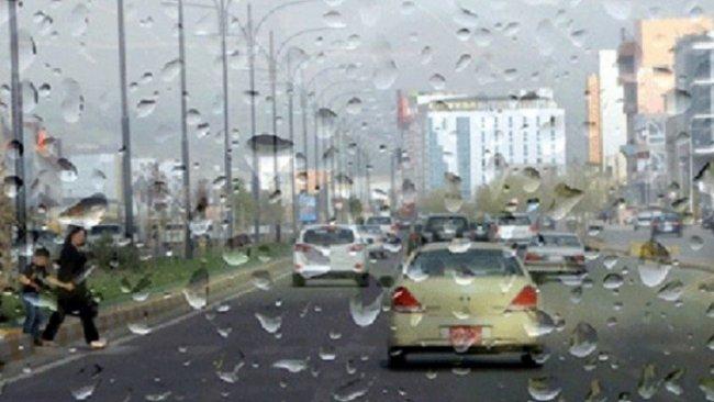 Kürdistan Meteoroloji Müdürlüğünden uyarı