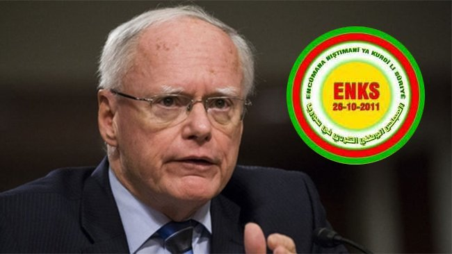 ABD'nin Suriye Özel Temsilcisi ENKS'yle görüşecek: Gündem Fırat'ın doğusu!