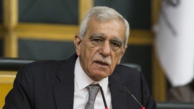 Ahmet Türk: İttifak'ta Kürtlerin hassasiyetleri göz önüne alınmalı