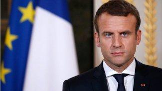 Macron: Ekonomik ve sosyal bir OHAL ilan edeceğim