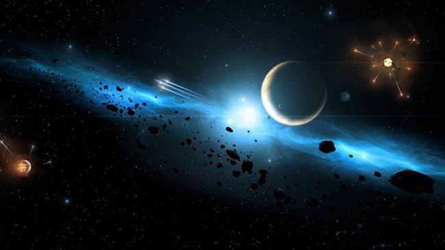 Balon gibi şişen öte gezegen keşfedildi