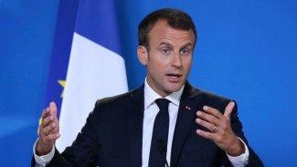 Macron: Ekonomik ve sosyal OHAL ilan edeceğim