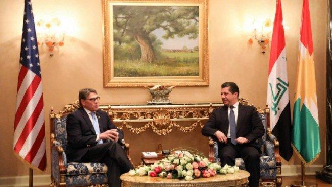 Mesrur Barzani: Güçlü ve gelişmiş bir Kürdistan için