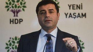 Demirtaş'tan Kürtçe savunma