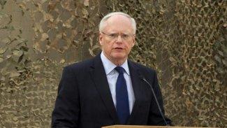 ABD'nin Suriye Özel Temsilcisi James Jeffrey Rojava'da