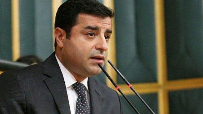 Avrupa Parlamentosu'nda Demirtaş'ın tutukluluğu tartışıldı
