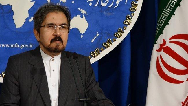 İran'dan İsrail'e tepki: Bu bir tehdittir