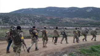 Reuters: 15 bin ÖSO militanı TSK operasyonunu destekleyecek