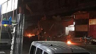 Efrin'de bombalı saldırı: 6 ölü