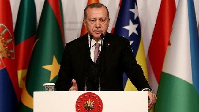 Erdoğan'dan ABD'ye: Çıkardınız çıkardınız yoksa Münbiç'e de gireceğiz