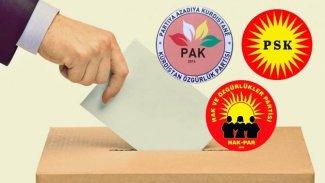 PAK ve PSK'den HAK-PAR'a yerel seçimlerde ittifak teklifi