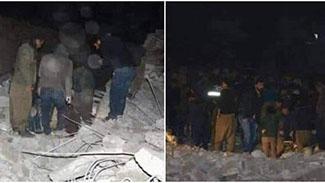 Türk uçakları Şengal ve Mahmur'u bombaladı