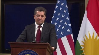 ABD'li general'den Mesrur Barzani'ye övgü