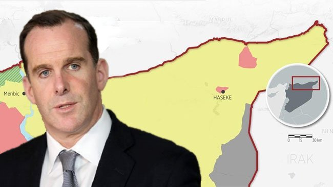 McGurk'ten Türkiye'ye: Doğru bulmuyoruz