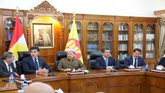 KDP'de yeni hükümet toplantısı
