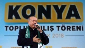 Erdoğan: Bir daha çözüm süreci beklemeyin, geçti o iş