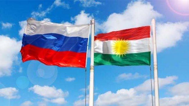 Rusya: Kürdistan'la ilişkiler her alanda daha da gelişiyor