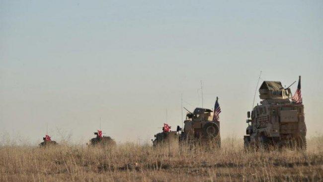 ABD koordinatlarını TSK ile paylaştı' iddiası