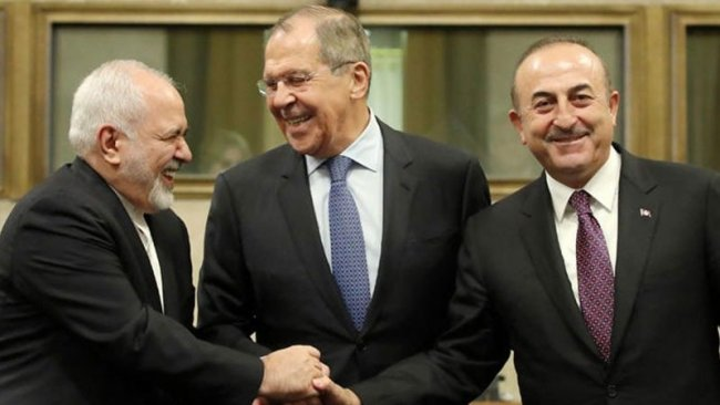 Cenevre'de Suriye zirvesi: Yeni anayasa komitesi kuruldu