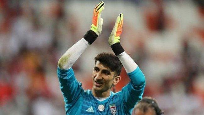 Rojhilatlı Kürt futbolcu, Asya'nın en iyisi olmaya aday