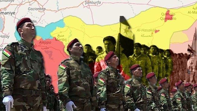 Flaş iddia: Fırat'ın doğusuna Roj Peşmergeleri ve Arap güçleri yerleştiriliyor