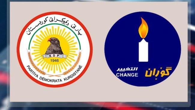 KDP ve Goran heyeti Süleymaniye'de toplandı