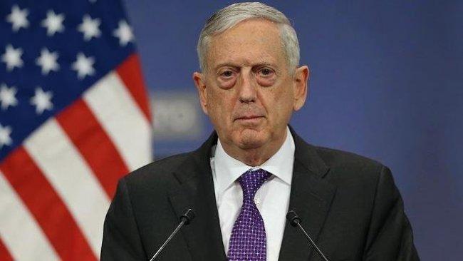 ABD Savunma Bakanı Mattis görevi bırakıyor