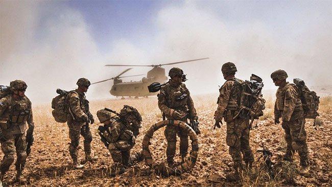 ABD'de küresel strateji değişikliği... Bir ülkeden daha askerlerini çekiyor!
