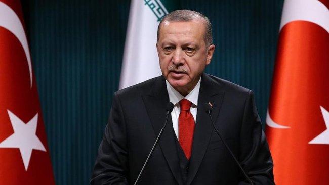 Erdoğan: Fırat'ın doğusuna operasyonu erteledik