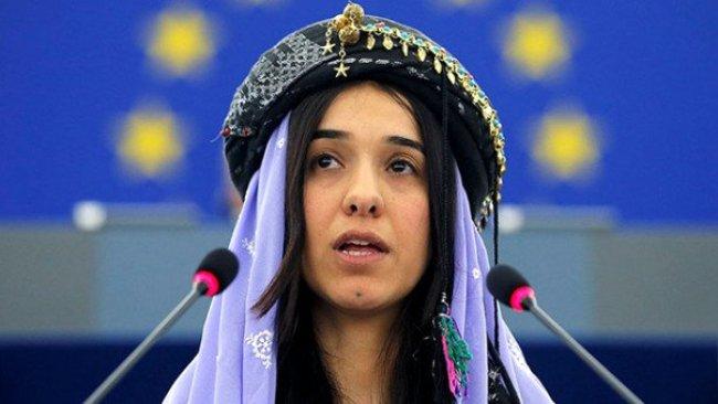 Ezidilerden Nadia Murad'a eleştiri